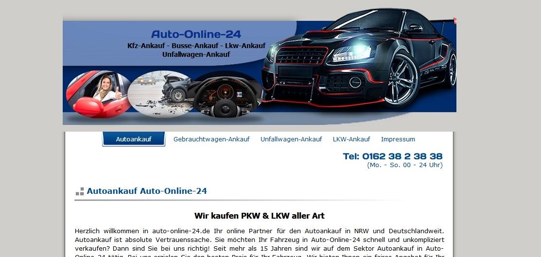 Autoankauf Hamm - Wir Kaufen Unfall und Gebrauchtwagen