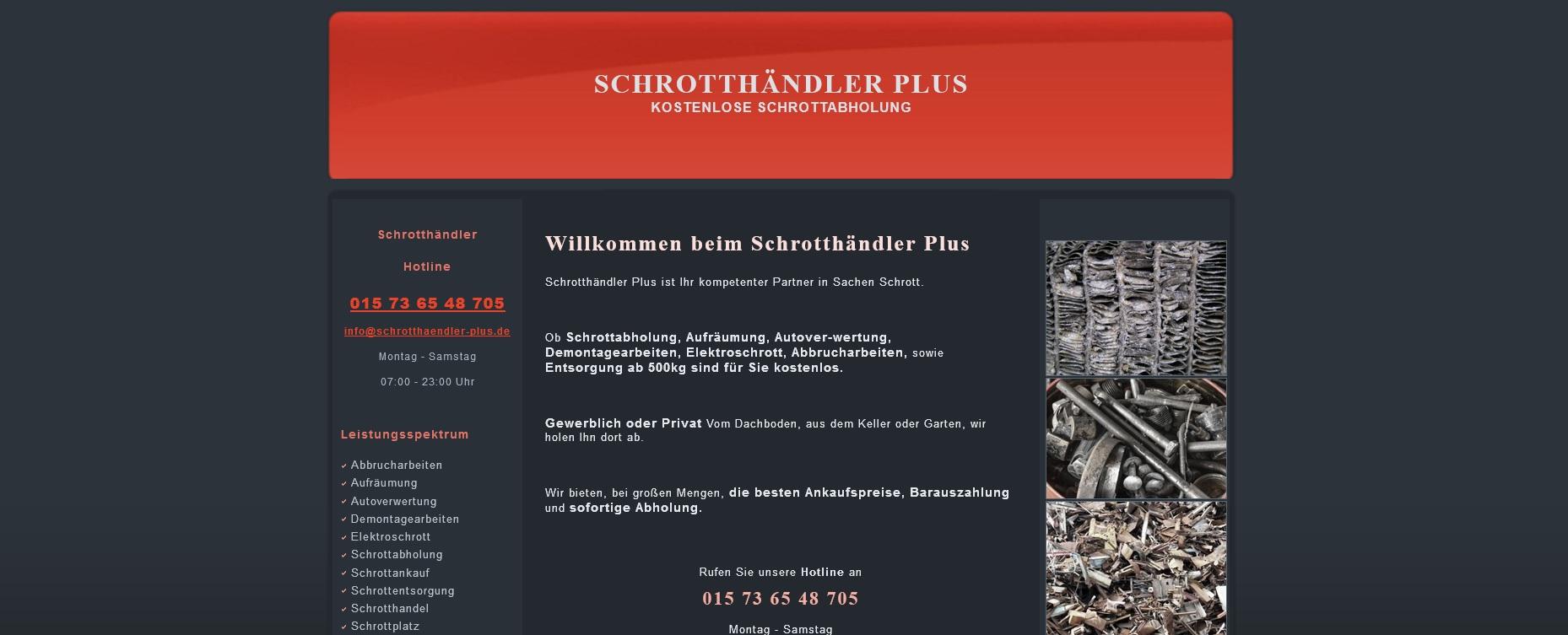 Der Schrottankauf Bochum überzeugt mit ehrlichen Preisen und Verantwortung beim Recycling des Schrotts