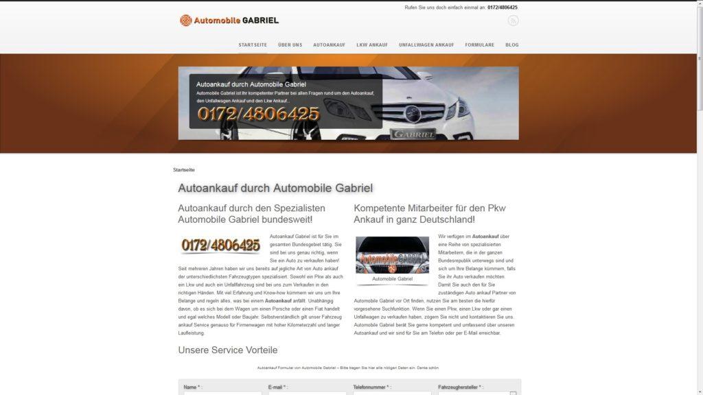 Autoankauf Kamen : Gebrauchtwagen - Unfallwagen