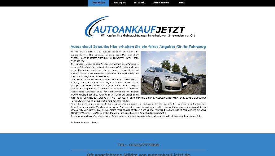 Autoankauf Heidenheim - autoankau-jetzt.de