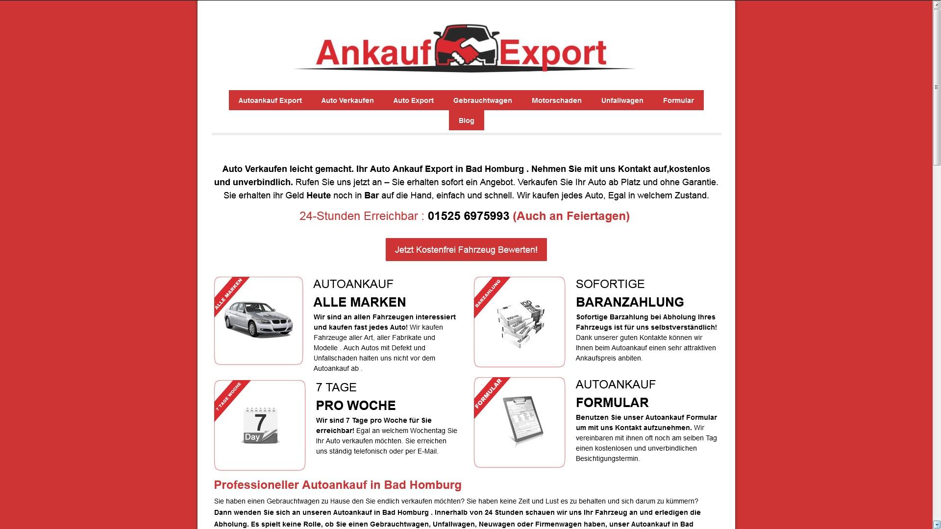 Autoankauf Offenbach