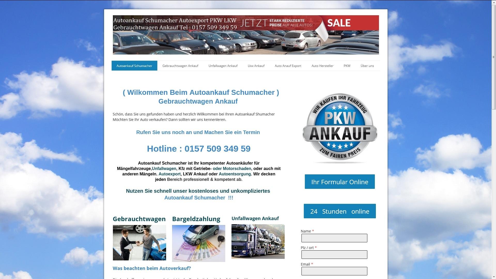 Autoankauf Friedrichshafen
