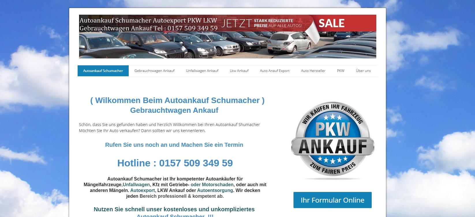 Autoankauf Ulm
